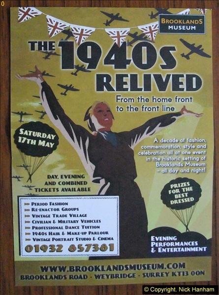 2014-05-17 Brooklands Museum, Weybridge, Surrey (The 1940s Relived).   (28)028