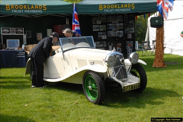 2014-05-17 Brooklands Museum, Weybridge, Surrey (The 1940s Relived).   (39)039