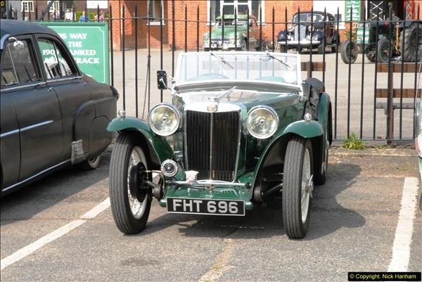 2014-05-17 Brooklands Museum, Weybridge, Surrey (The 1940s Relived).   (54)054