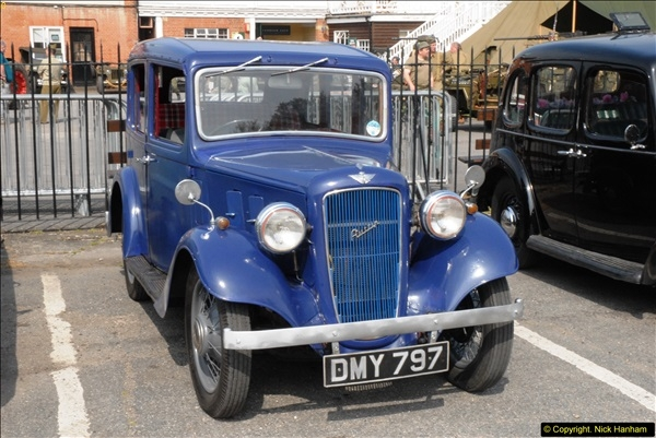 2014-05-17 Brooklands Museum, Weybridge, Surrey (The 1940s Relived).   (56)056