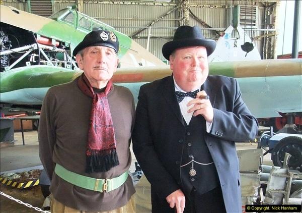 2014-05-17 Brooklands Museum, Weybridge, Surrey (The 1940s Relived).   (416)416