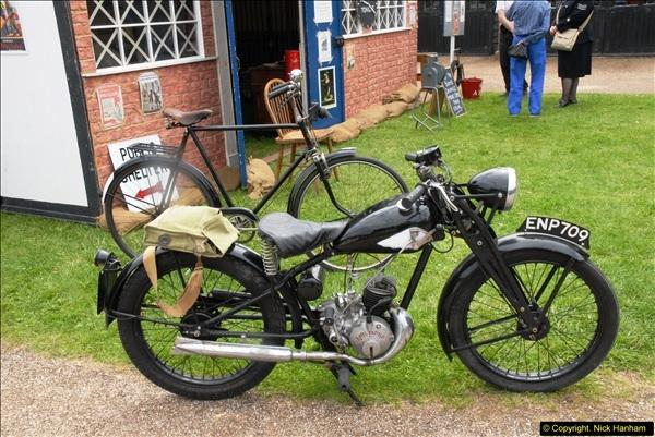 2014-05-17 Brooklands Museum, Weybridge, Surrey (The 1940s Relived).   (516)516