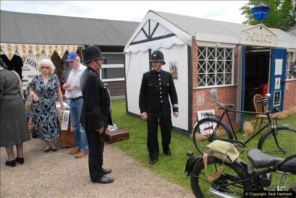 2014-05-17 Brooklands Museum, Weybridge, Surrey (The 1940s Relived).   (521)521