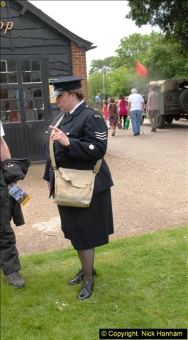 2014-05-17 Brooklands Museum, Weybridge, Surrey (The 1940s Relived).   (523)523