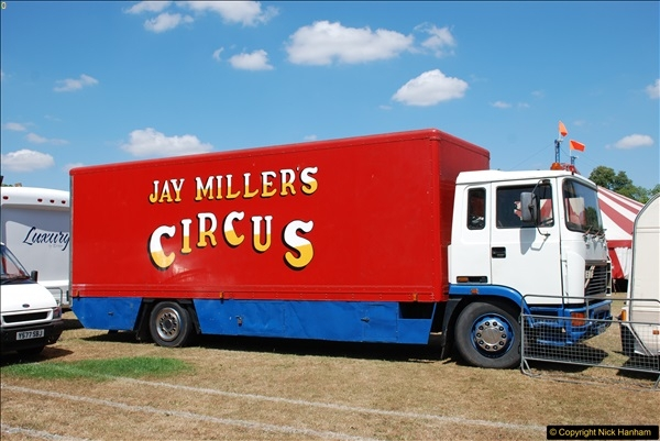 2018-07-15 The Circus visits Alton, Hampshire.  (2)191