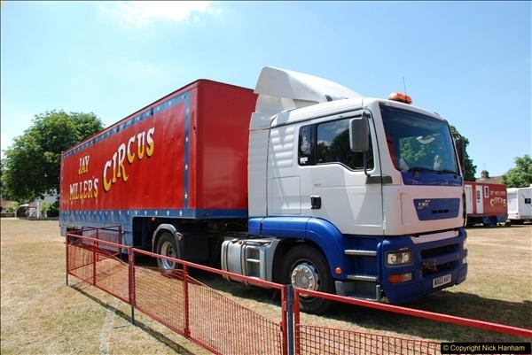 2018-07-15 The Circus visits Alton, Hampshire.  (3)192