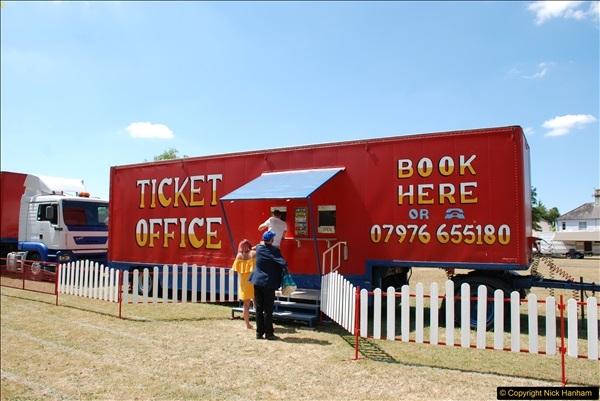 2018-07-15 The Circus visits Alton, Hampshire.  (4)193