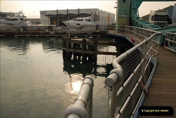 2012-02-29 Poole New Twin Sails Bridge  and Old Lifting Bridge.  (29)169