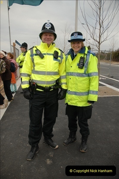 2012-03-09 The Grand Opening of the Poole Twin Sails Bridge.  (22)204
