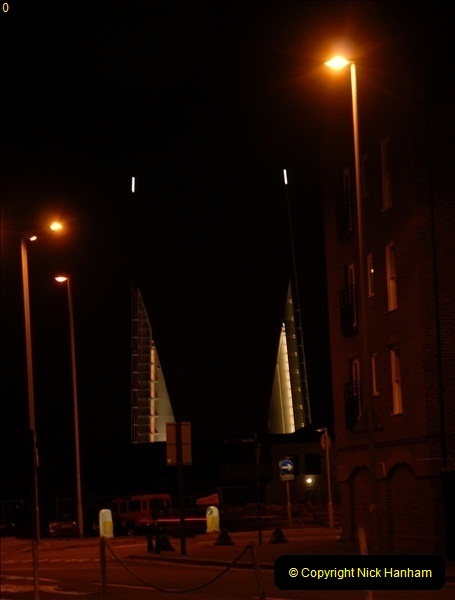 2012-03-10 Poole High Street & Quay Twin Sails Bridge Celebrations. (Displays etc).   (23)295