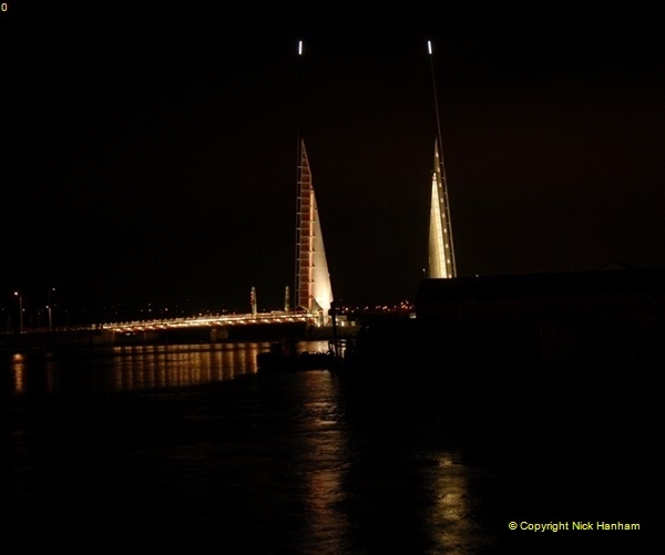 2012-03-10 Poole High Street & Quay Twin Sails Bridge Celebrations. (Displays etc).   (24)296