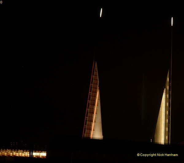 2012-03-10 Poole High Street & Quay Twin Sails Bridge Celebrations. (Displays etc).   (25)297