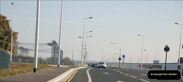 2012-04-06 Travelling over Poole Twin Sales New Bridge & the Old Bridge.  (3)301