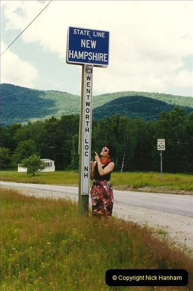 1990-07-11 New Hampshire State Line. Your Host's Wife. (1)042