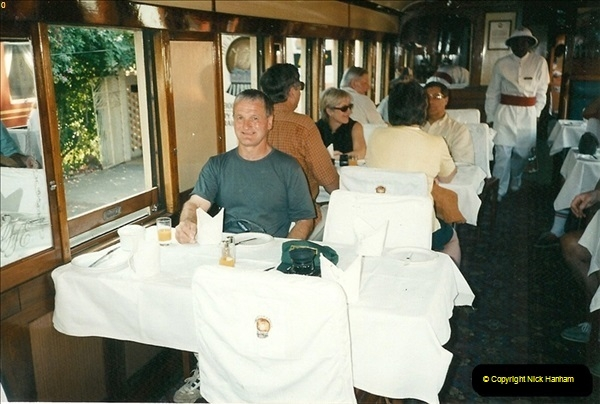 1998-11-03 Victoria Falls to Livingstone by Special Train (4)595
