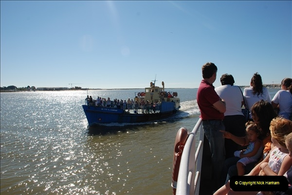2007-11-14 Ayamonte & River trip. The river is the border between  Spain & Portugal (3)055