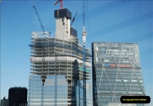 2018-09-24 Central London The Walkie Talkie Sky Garden) and Tower Bridge. (21)021
