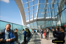 2018-09-24 Central London The Walkie Talkie Sky Garden) and Tower Bridge. (47)047