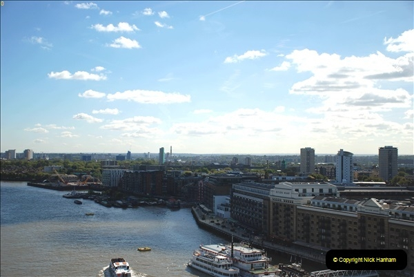 2018-09-24 Central London The Walkie Talkie Sky Garden) and Tower Bridge. (96)096