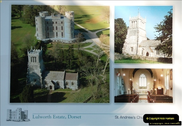 2015-09-10 Lulworth Castle & House, Dorset.  (23)023