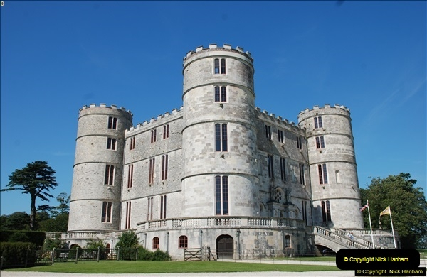 2015-09-10 Lulworth Castle & House, Dorset.  (28)028