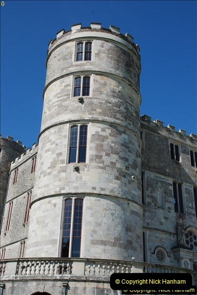 2015-09-10 Lulworth Castle & House, Dorset.  (29)029