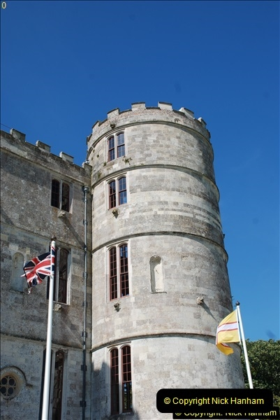 2015-09-10 Lulworth Castle & House, Dorset.  (30)030