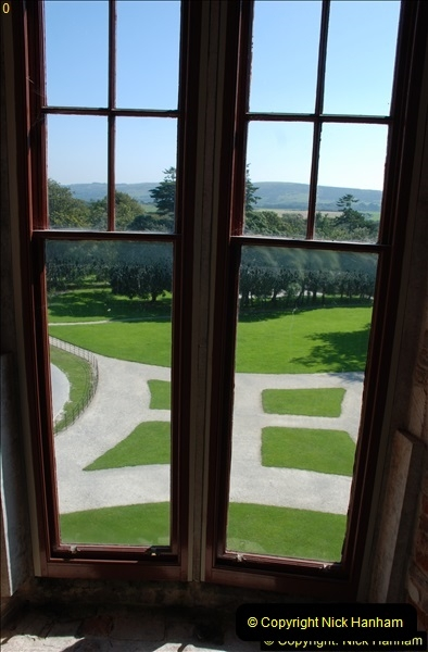2015-09-10 Lulworth Castle & House, Dorset.  (37)037
