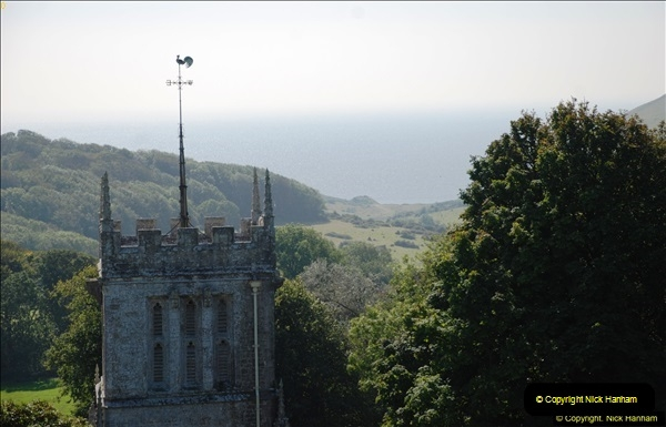 2015-09-10 Lulworth Castle & House, Dorset.  (47)047