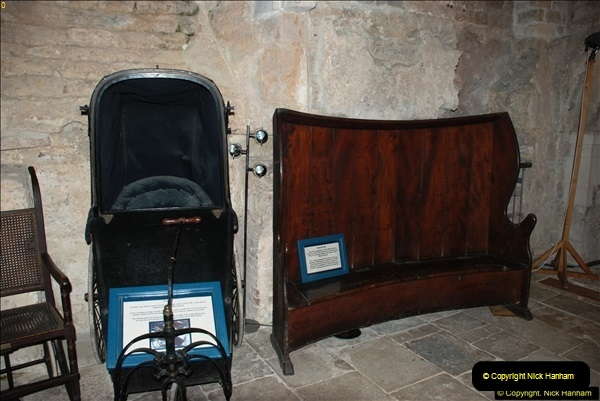 2015-09-10 Lulworth Castle & House, Dorset.  (75)075
