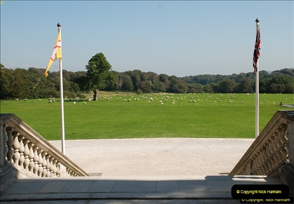2015-09-10 Lulworth Castle & House, Dorset.  (95)095