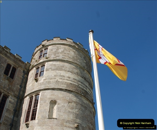 2015-09-10 Lulworth Castle & House, Dorset.  (96)096