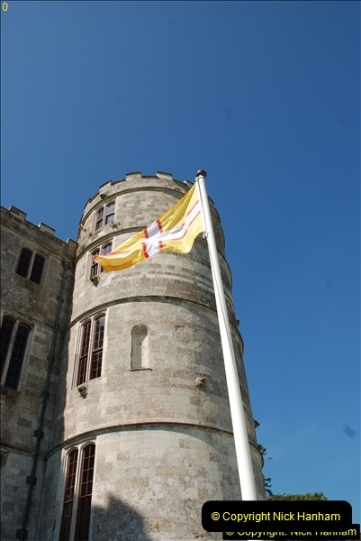 2015-09-10 Lulworth Castle & House, Dorset.  (97)097