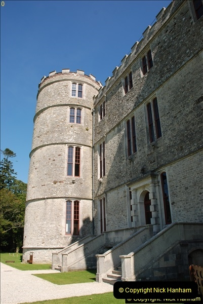 2015-09-10 Lulworth Castle & House, Dorset.  (101)101