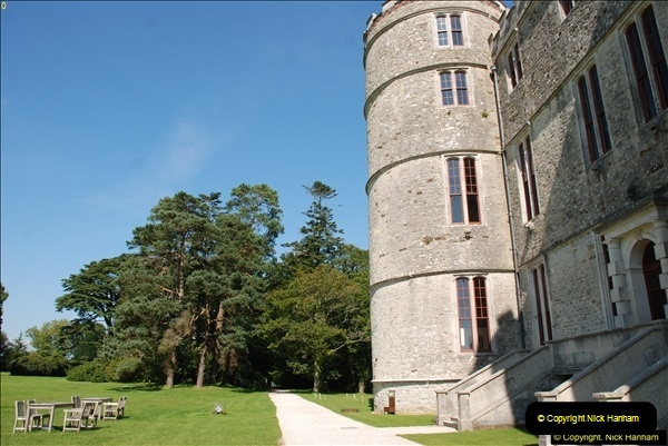 2015-09-10 Lulworth Castle & House, Dorset.  (102)102