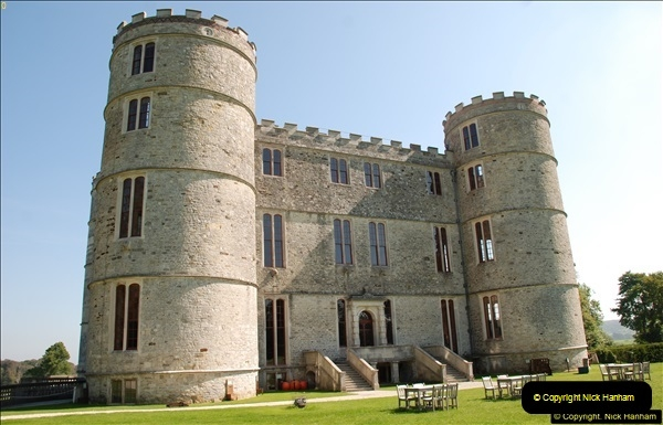 2015-09-10 Lulworth Castle & House, Dorset.  (103)103