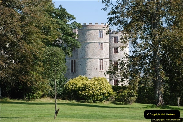 2015-09-10 Lulworth Castle & House, Dorset.  (129)129