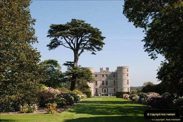2015-09-10 Lulworth Castle & House, Dorset.  (131)131
