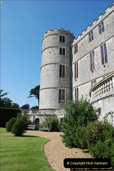 2015-09-10 Lulworth Castle & House, Dorset.  (135)135