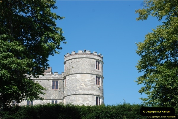 2015-09-10 Lulworth Castle & House, Dorset.  (138)138