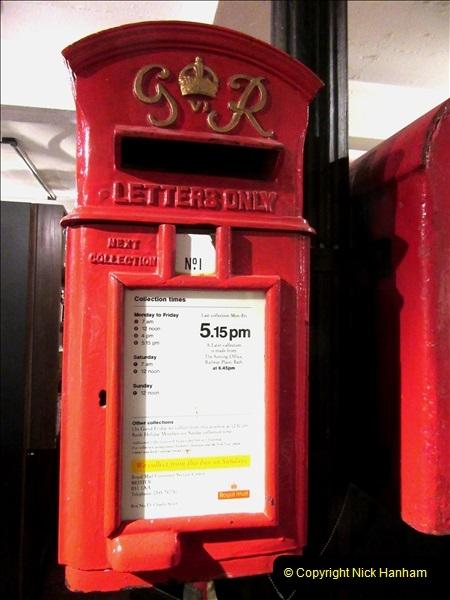 2019-02-04 The Bath Postal Museum.  (52) 52