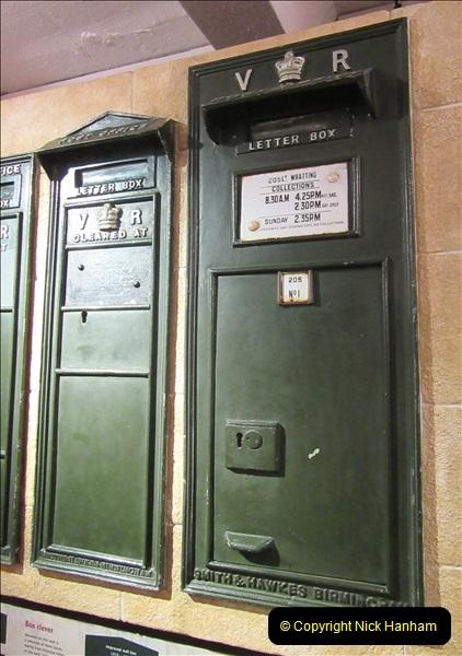 2019-02-04 The Bath Postal Museum.  (54) 54