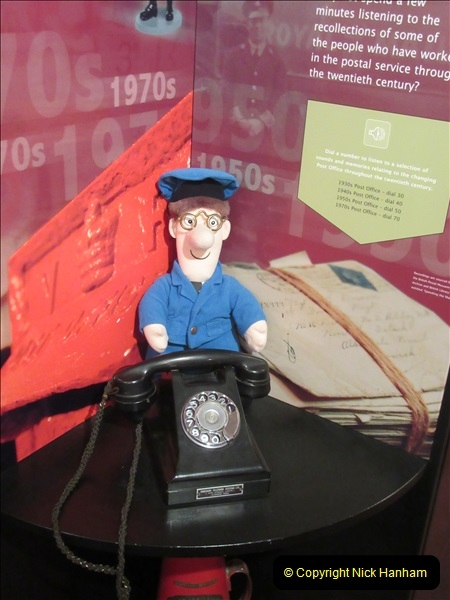 2019-02-04 The Bath Postal Museum.  (85) 85
