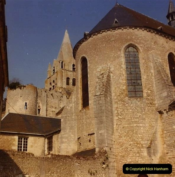 1973 Retrospective France North West and Paris. (6) Beaugency. 06