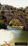 1984 Retrospective France North to South to North. (19) Ardeche Valley. 019