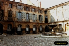 1984 Retrospective France North to South to North. (37) Aix En Provence. 037