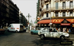 1984 Retrospective France North to South to North. (56) Marseille. 056