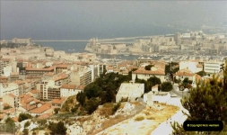 1984 Retrospective France North to South to North. (69) Marseille. 069