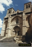 1984 Retrospective France North to South to North. (131) La Chaise Dieu. 131