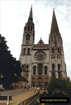 1984 Retrospective France North to South to North. (133) Chartres. 133